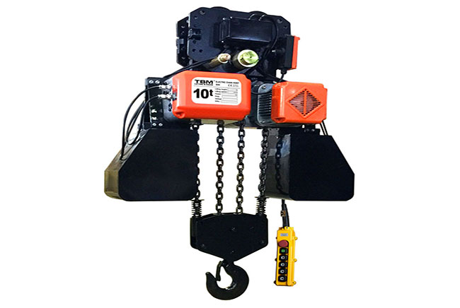 Electric Chain Hoist with Electric Trolley SHH-A/AM