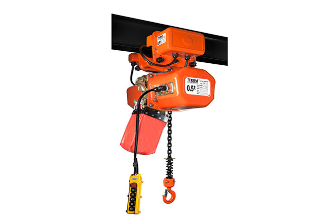 Electric Chain Hoist with Electric Trolley HHXG-AM