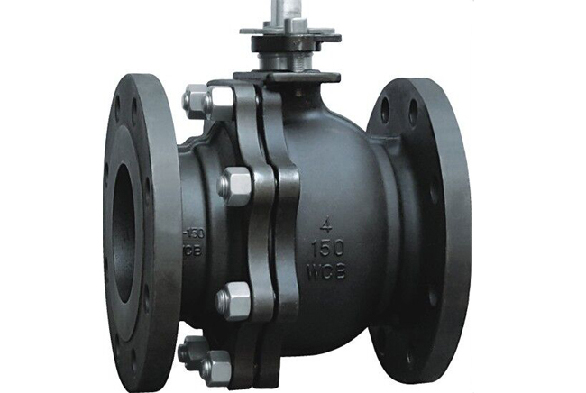 Flanged Floating Ball Valves