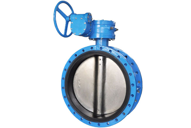 Doubel Offset Butterfly Valve