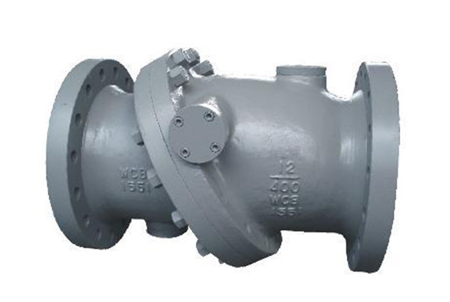 Tilted Disc Check Valves
