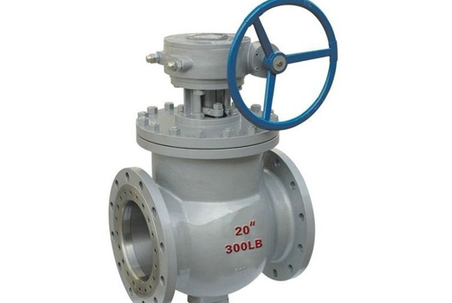 Anti-coking top entry ball valve