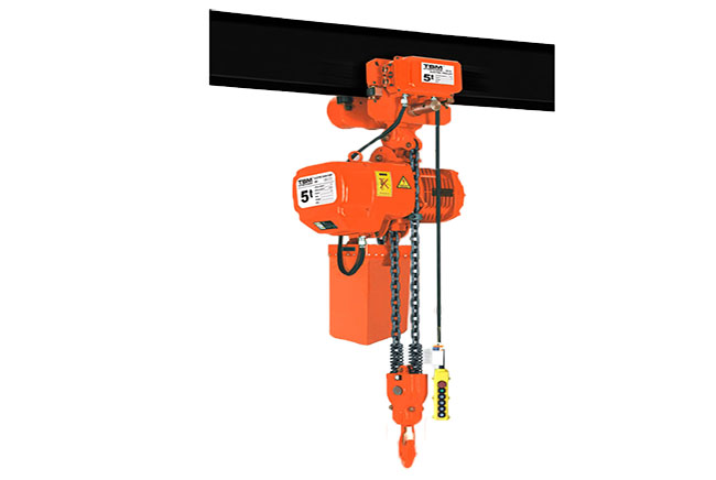 SHK-AM Electric Chain Hoist With Trolley