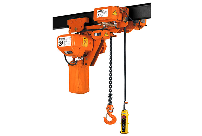 SHK-D Low-Headroom Electric Chain Hoist